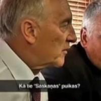 Ko īsti nofilmēja TV3? Oligarhu partija jau draud medijiem.