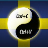 Kopimisms -jauna reliģija Zviedrijā.