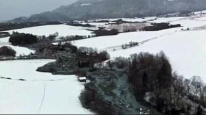 Zemes nogruvums Norvēģijā