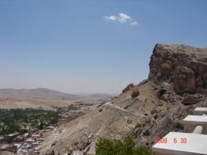 Sīrija, 2008. Autores foto.