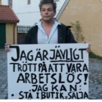 Bezdarbs un trūcīgo bērnu skaits pieaug arī Zviedrijā.