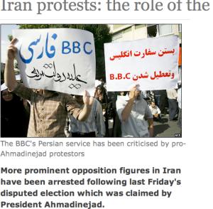 Irāna. BBC.