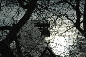 Krēsla martā 2012. Foto: Sandra Veinberga