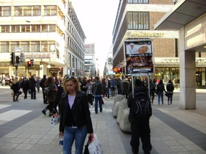 Stokholma. 2012. gada 23. marts