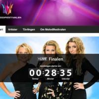 Zviedru Eirovīzijas 2012 fināls. Lorēna (Loreen) vai Danijs?