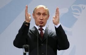 Krievijas prezidents V.Putins