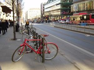 Stokholmas velosipēdi