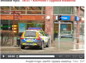 Upsāla, 13.04.2012 SVT