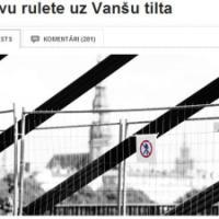 Krievu rulete uz Vanšu tilta