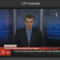 LTV Panorāma patīkami pārsteidz ar nakts ziņām tiešraidē. Par to paldies Gaidim Bērziņam.