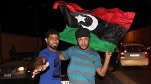 Demonstrācijas Bengazi, Scanpix