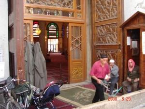 Pie mošejas