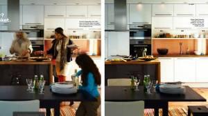 IKEA reklāmas cenzūra 2012
