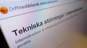 Swedbankas problēmas. 01.10.2012