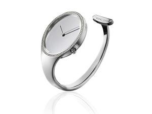 Leģendārais un populārais Georg-Jensen dizaina rokas pulkstenis