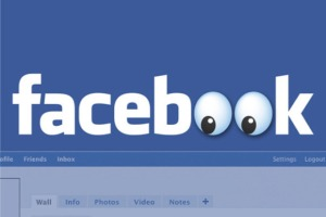 facebook logo privātums