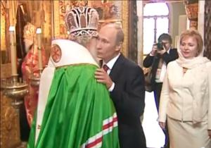 Homopropaganda Kremlī Putins skūpsta Krililu