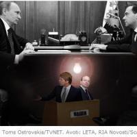 Putins nostiprina savu ietekmi Latvijā. Izskatās, ka viņš uzvarēs arī Rīgas Domes vēlēšanās.