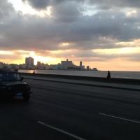 2013. gada 22. februāris. Havanna. Kuba.