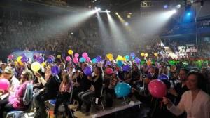 Melodifestivalen arēna