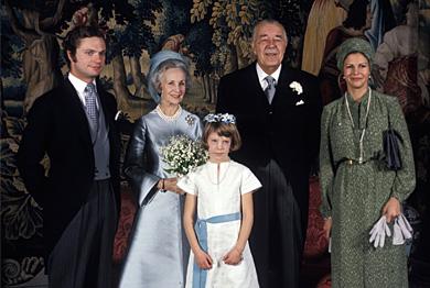 Bertila un Lillianas kāzas