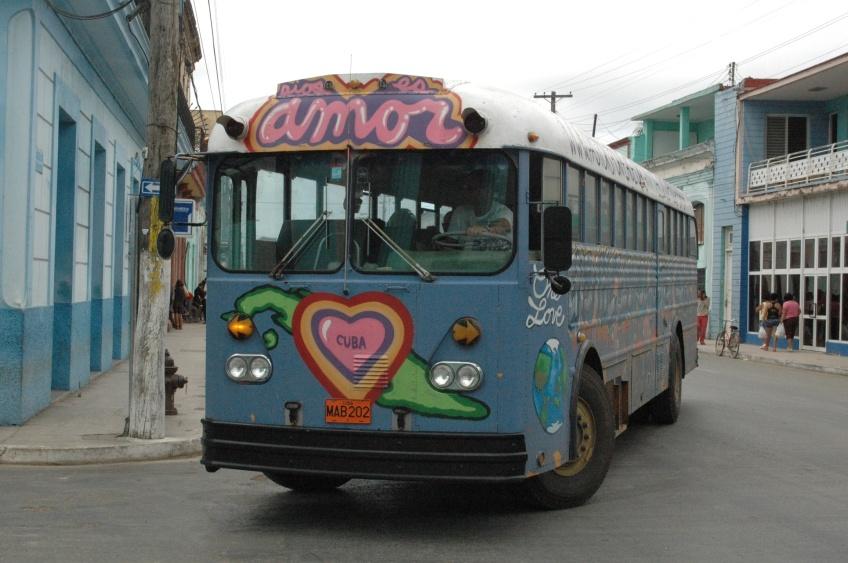 Kuba autobuss
