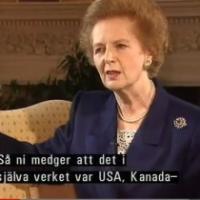 Par ko Margarēta Tečere kritizēja Zviedriju 1995. gada TV intervijā