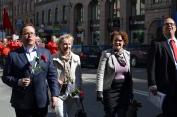 Sociāldemkrātu politiķi, Zviedrijā