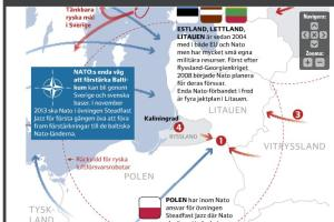 Shēma NATO un Baltija , Zviedrija SVD