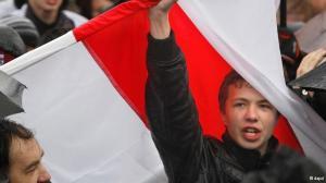 vēsturiskais baltkrievu karogs