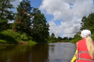 Pa upi airē arī citi...
