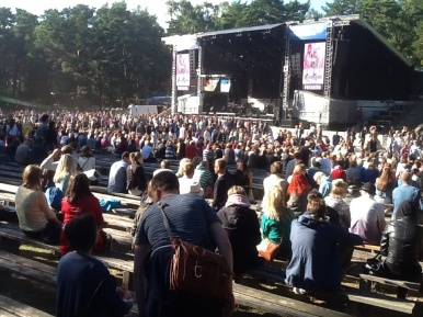 Positivus popmūzikas festivāls Salacgrīva 2013