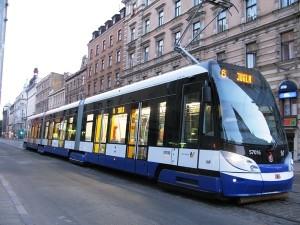 Tramvajs Rīgā
