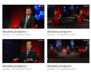 LTV raidijums Aktuālsi jautājums krievu valodā