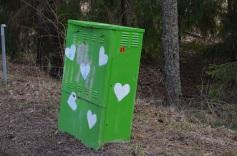 Elektrības kaste