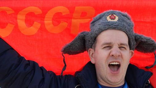 Krievu sarežgī'tā šodiena TVNet bilde