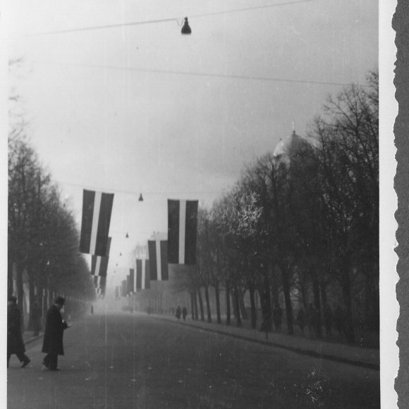 1938. gada 18. novembris, Rīga, © Hermanis Veinbergs / Sandra Veinberga, NordicBaltic Communications