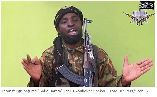 Boko Haram TVNet foto