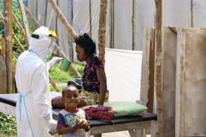 Ebolas epidēmija
