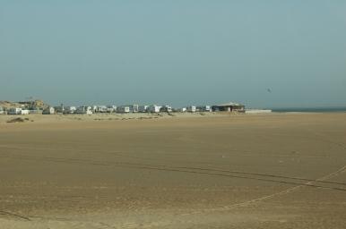 pensionāru nometne 3, Dakhla