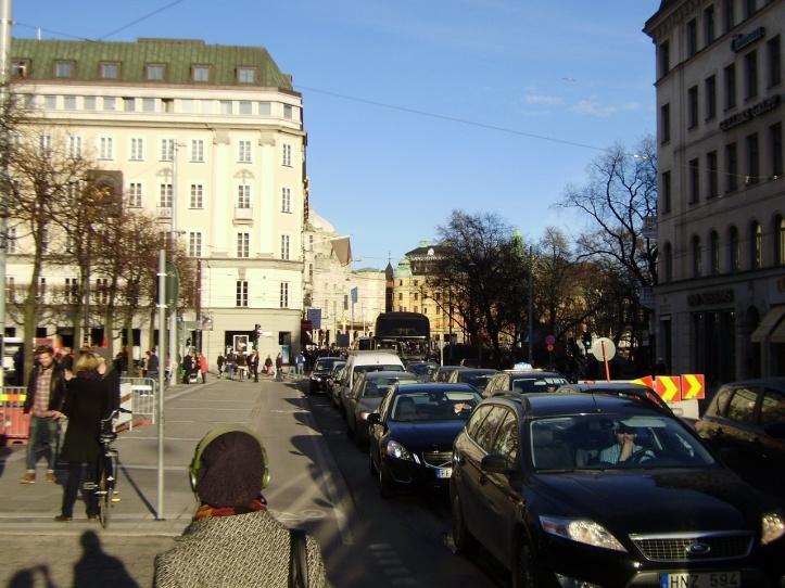 Auto korķi Stockholmā
