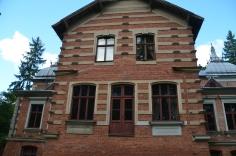 Aumeisteru muižas ēka