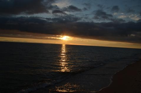 Saules aiziešana 5