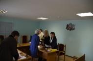 tiesas sēde partija Saskaņa pret TVNet un Sandru Veinbergu Talsi 016