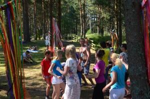 Dejo arī puiši, Žocenē 2015