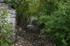 Akmeņu taka, skarbi