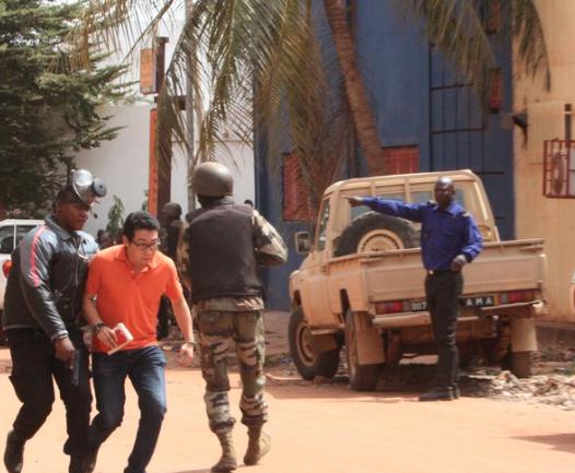 Teroristu uzbrukums Malī