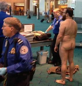 lidostas drošības kontrole