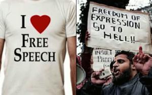 Izteikšanās brīvība un fundamentālisti