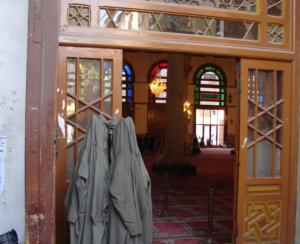 Damaskas mošeja